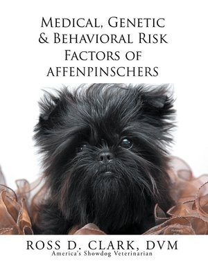 cover image of Medical, Genetic & Behavioral Risk Factors of Affenpinschers